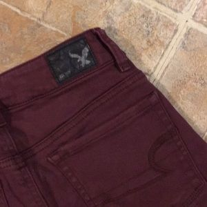 American Eagle Outfitters Shorts - American Eagle high waisted jean shorts size 00